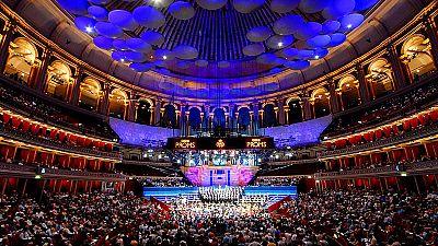 Fila cero - Festivales de verano de Euroradio: Proms de la BBC - 29/08/16 - escuchar ahora