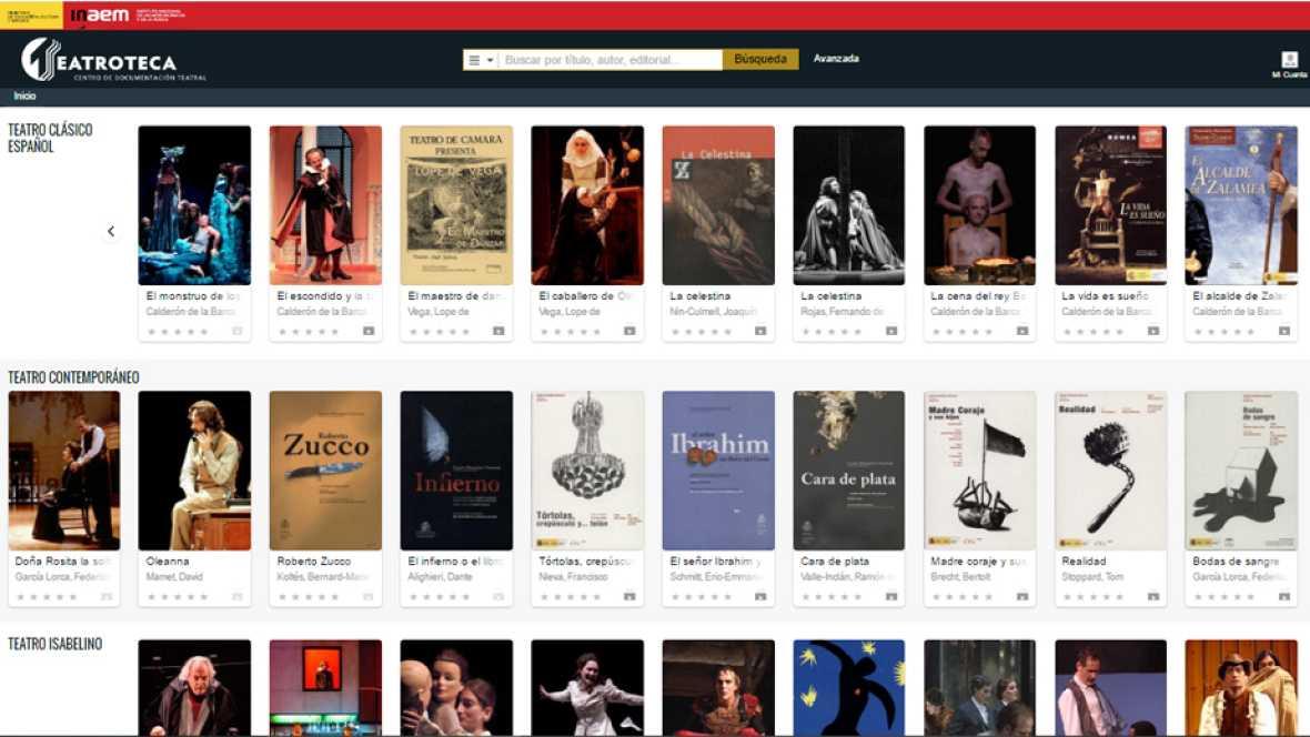 Amigos de REE - La teatroteca digital - 12/09/16 - Escuchar ahora