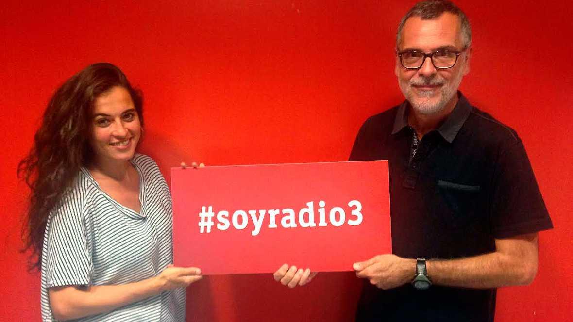 Hoy empieza todo con Marta Echevarría - Con Silvia Pérez Cruz y Eduard Cortés - 01/09/16