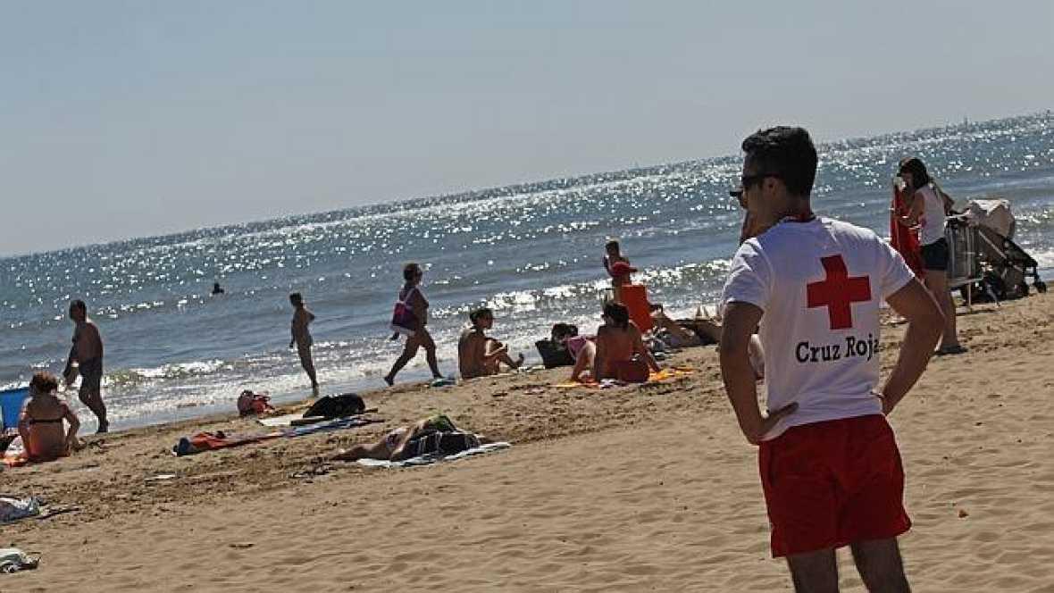 Cruz Roja - Prevención de accidentes en playas y piscinas - 01/09716 - Escuchar ahora