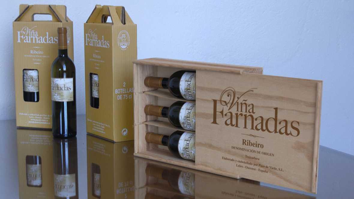 Marca España - Ribeiro, un vino gallego de calidad - 01/09/16 - Escuchar ahora