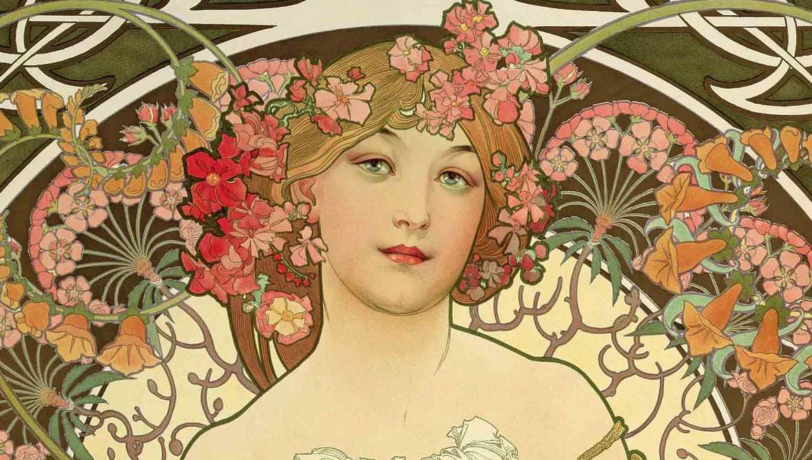 """Vivanco, compartiendo cultura del vino - Alphonse Mucha. """"El Art Nouveau comienza en un castillo"""" - 02/09/16 - Escuchar ahora"""