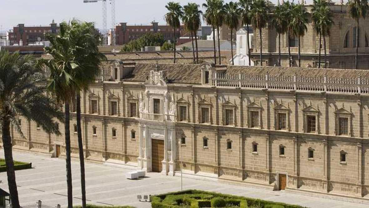 Reportajes Emisoras - Obras en el Parlamento andaluz - 02/09/16 - Escuchar ahora