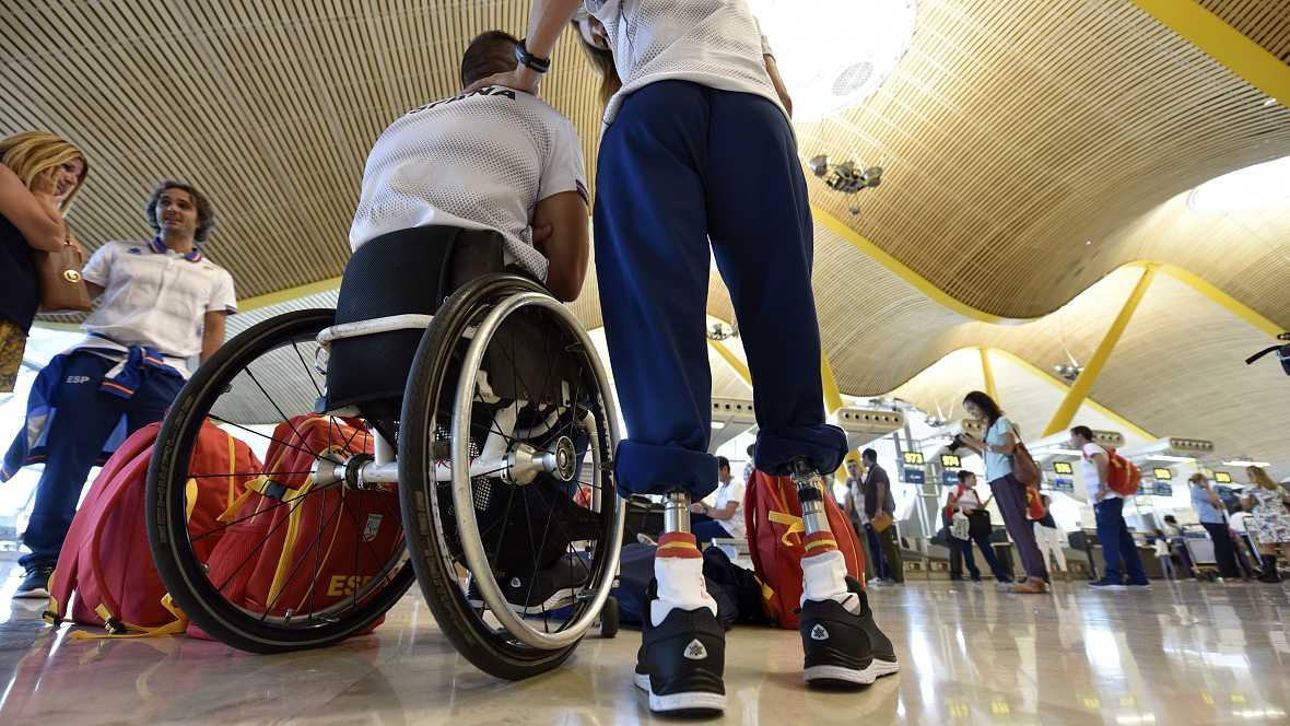 Artesfera - La historia de los Juegos Paralímpicos - Escuchar ahora