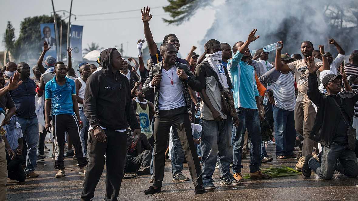 África hoy -  Graves disturbios en Gabón - 02/09/16 - Escuchar ahora