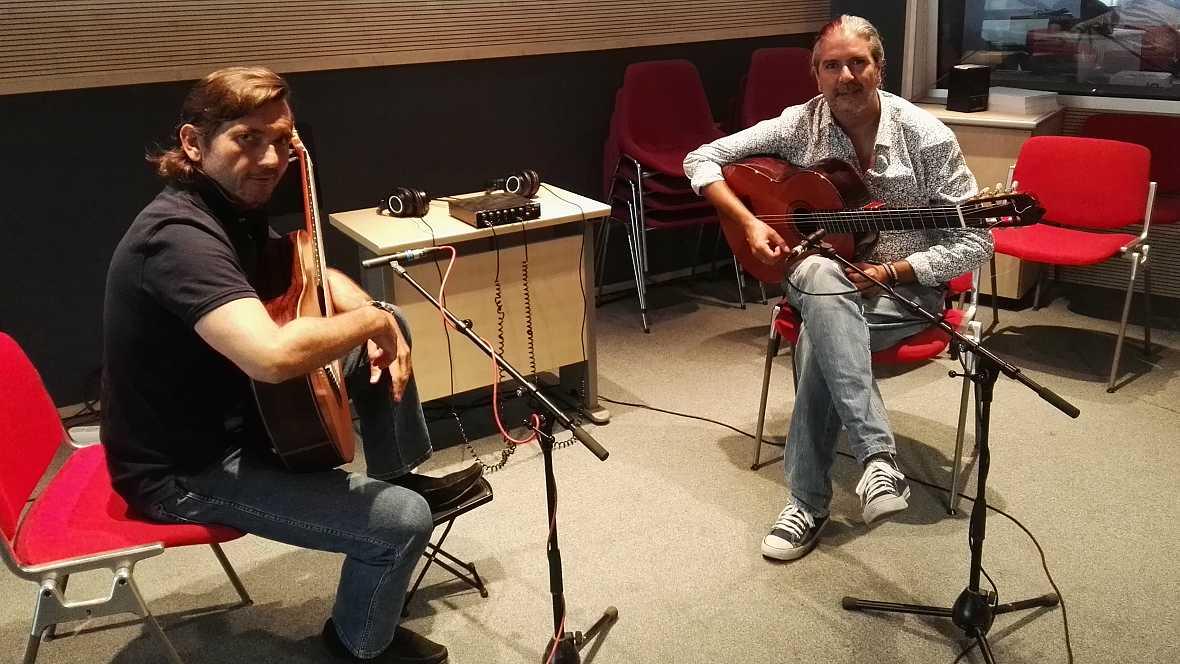 No es un día cualquiera - José María Gallardo y Miguel Ángel Cortés - Escuchar ahora