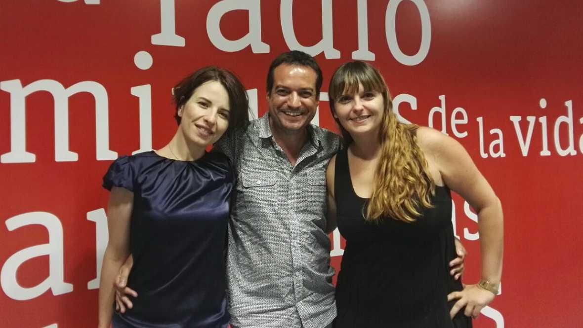 La sala - Desgranamos la temporada 2015/16 con Prado Campos y Esther Alvarado - 05/09/16 - Escuchar ahora