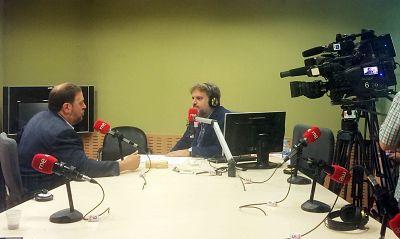 El matí a Ràdio 4 - Entrevista Oriol Junqueras