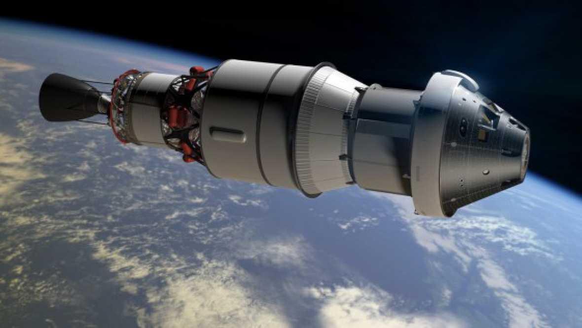 Respuestas de la Ciencia - ¿Como ahorra energia una nave interplanetaria? - 05/09/16 - Escuchar ahora