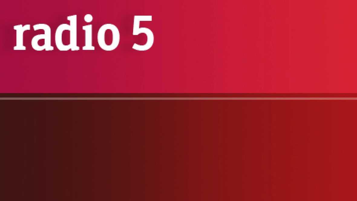 Reportaje en Radio 5 - Festival de Ayamonte - 03/09/16