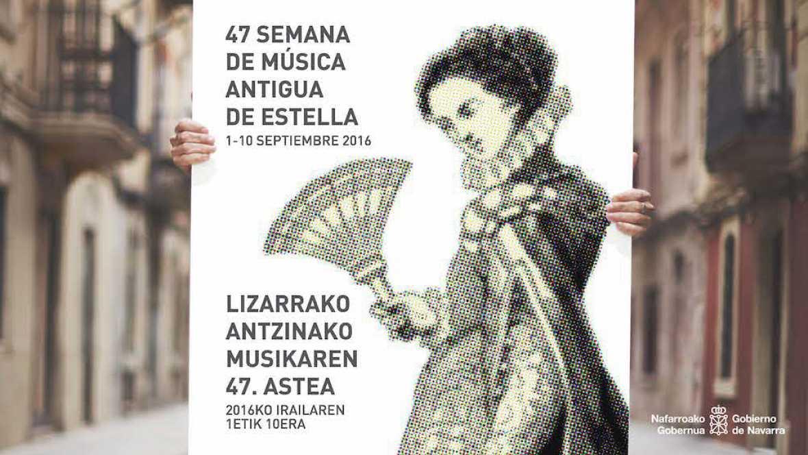 Artesfera - 47ª Semana de Música Antigua de Estella - 05/09/16 - Escuchar ahora