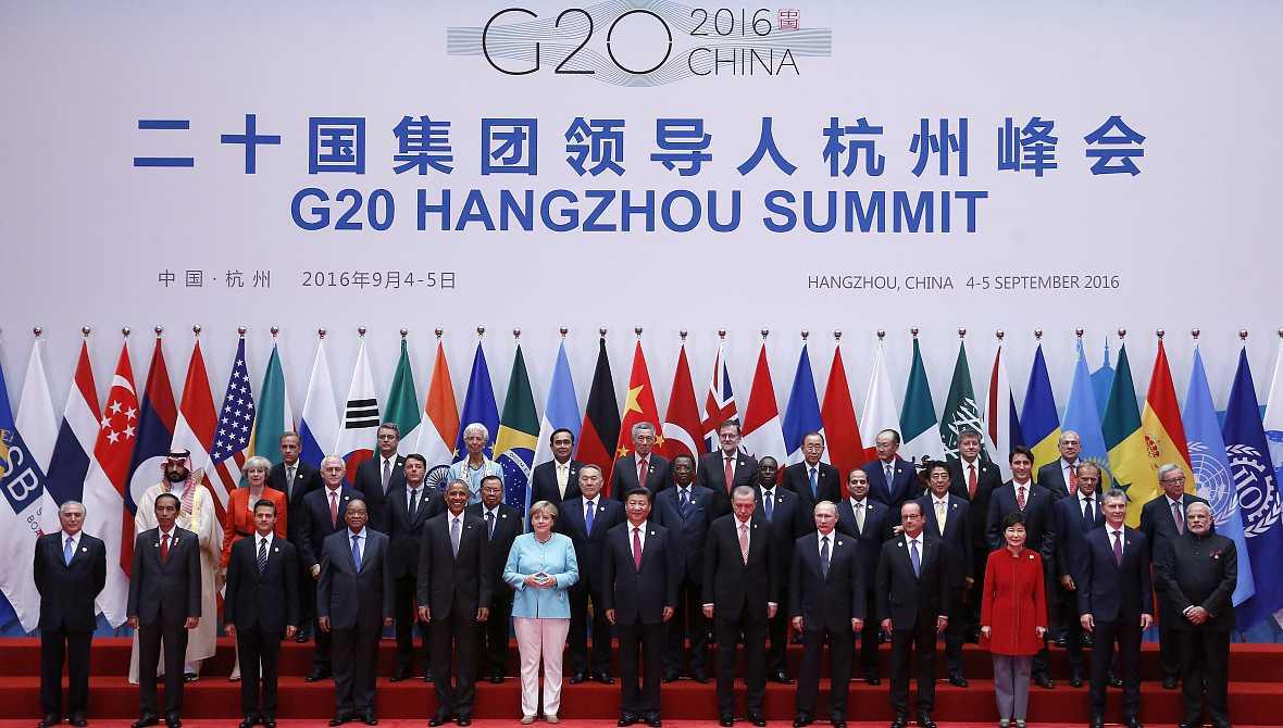 Asia hoy - Cumbre del G20 en Hangzhou - 05/09/16 - Escuchar ahora