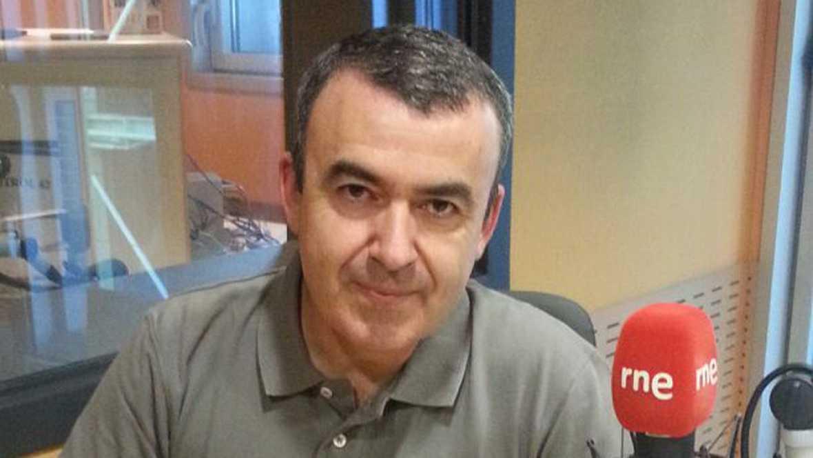 Historias de papel - Lorenzo Silva: 'Donde los escorpiones' - Escuchar ahora