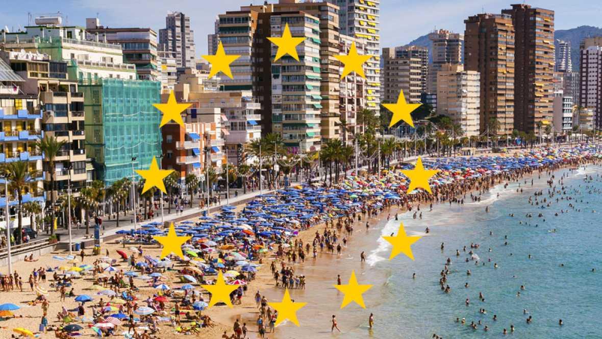 Marca España - 30 veranos en la Unión Europea - 06/09/16 - Escuchar ahora