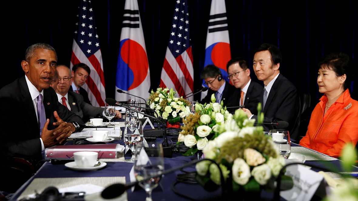 Asia hoy - Cumbre de la Asean en Laos - 06/09/16 - Escuchar ahora