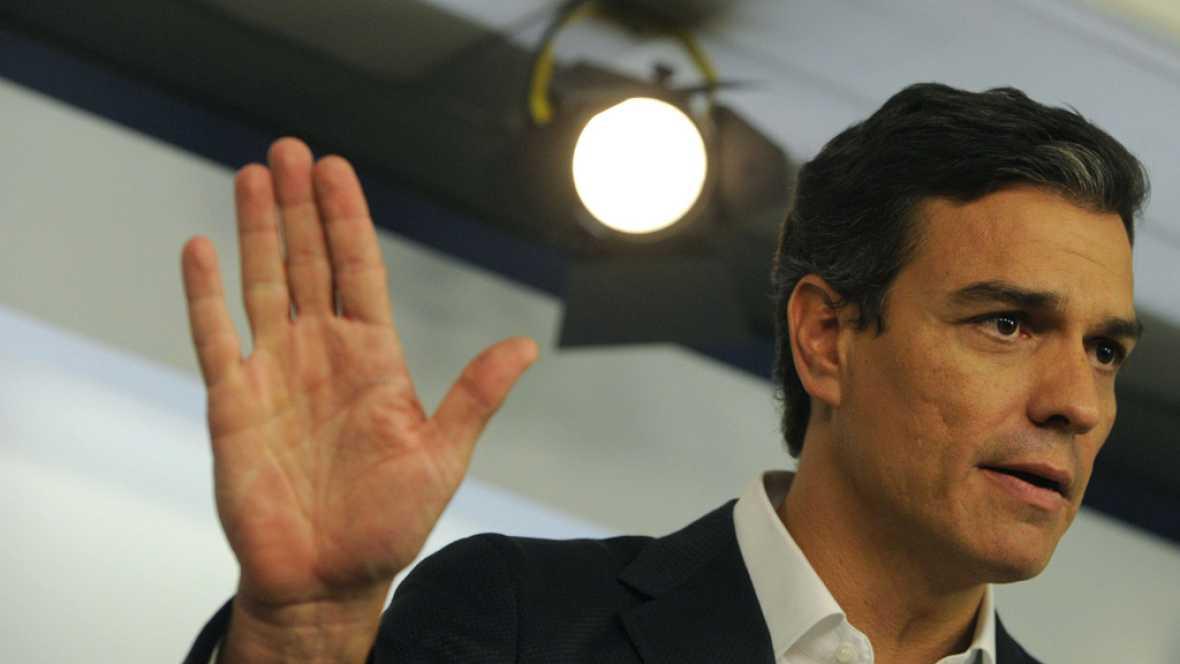 Diario de las 2 - Sánchez llama por teléfono a Rajoy, pero no logran avances - Escuchar ahora