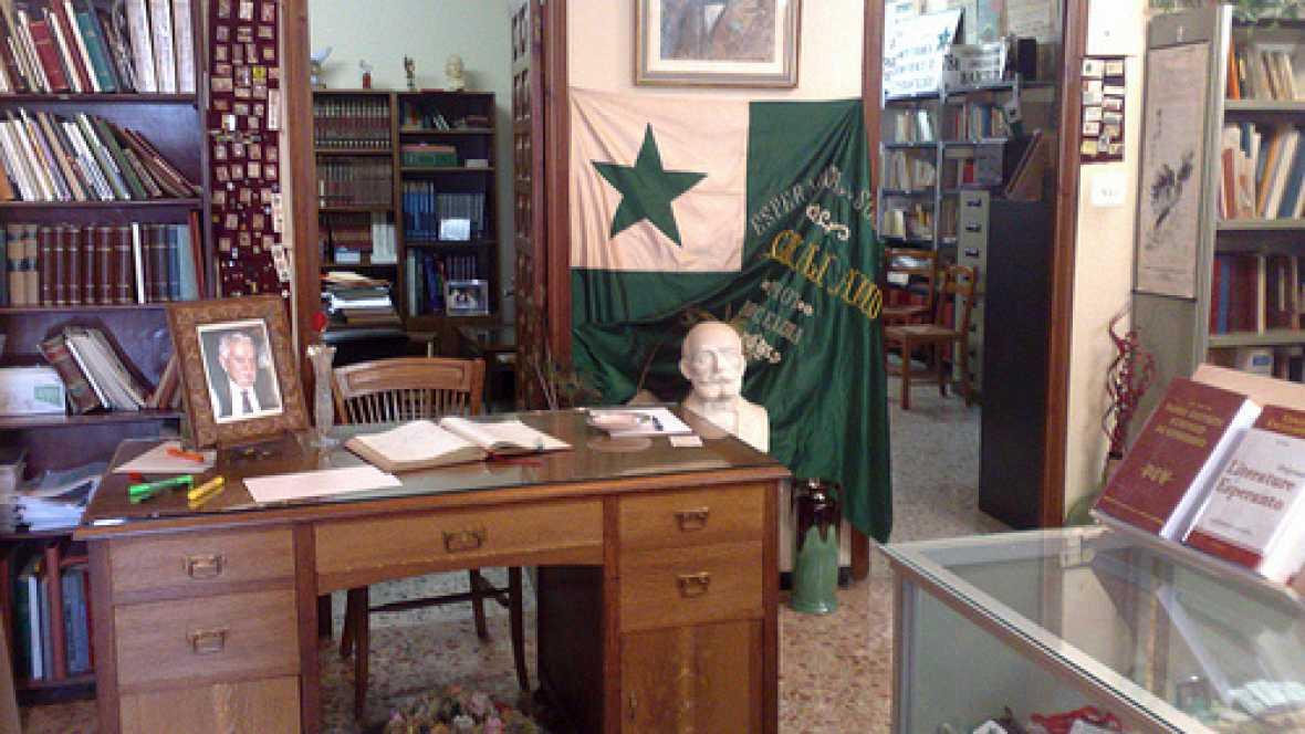 Mundo aparte - Museo del Esperanto de San Pau de Ordal - 08/09/16 - Escuchar ahora