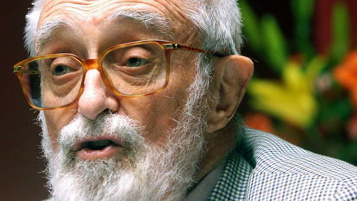 Documentos RNE - José Luis Sampedro, el humanista galante - 10/09/16 - escuchar ahora