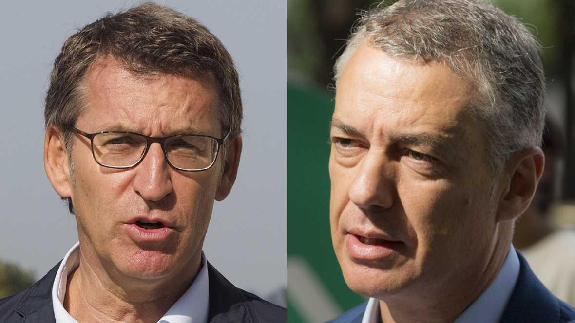 Diario de las 2 - El PNV volvería a ganar y Feijóo revalidaría su mayoría absoluta según el CIS - Escuchar ahora