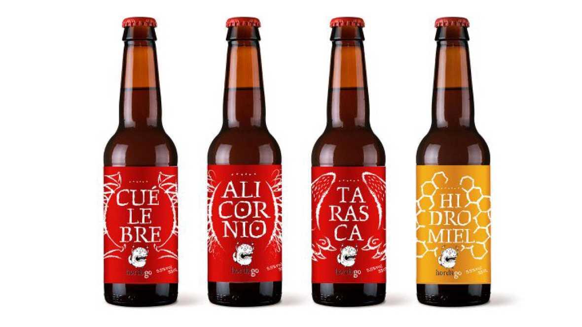 Marca España - Hordago: una cerveza de autor en plena Ribera del Duero  - Escuchar ahora