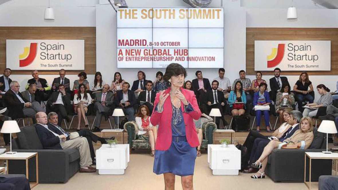 Marca España - El mapa del emprendimiento en España - Escuchar ahora