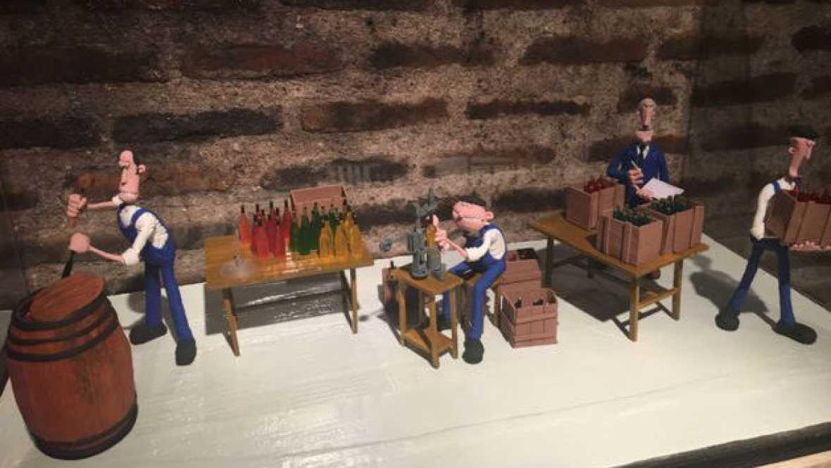 Marca España - Museo del Vino de Rueda - Escuchar ahora