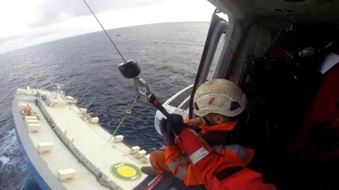 Españoles en la mar - La OMI premia  al Servicio de Guardacostas de Galicia - 08/09/16 - Escuchar ahora