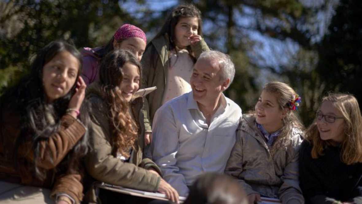 Salimos por el mundo - Pedro Puig, presidente de Aldeas Infantiles SOS, por el Premio Princesa de Asturias de la Concordia - 09/09/16 - Escuchar ahora