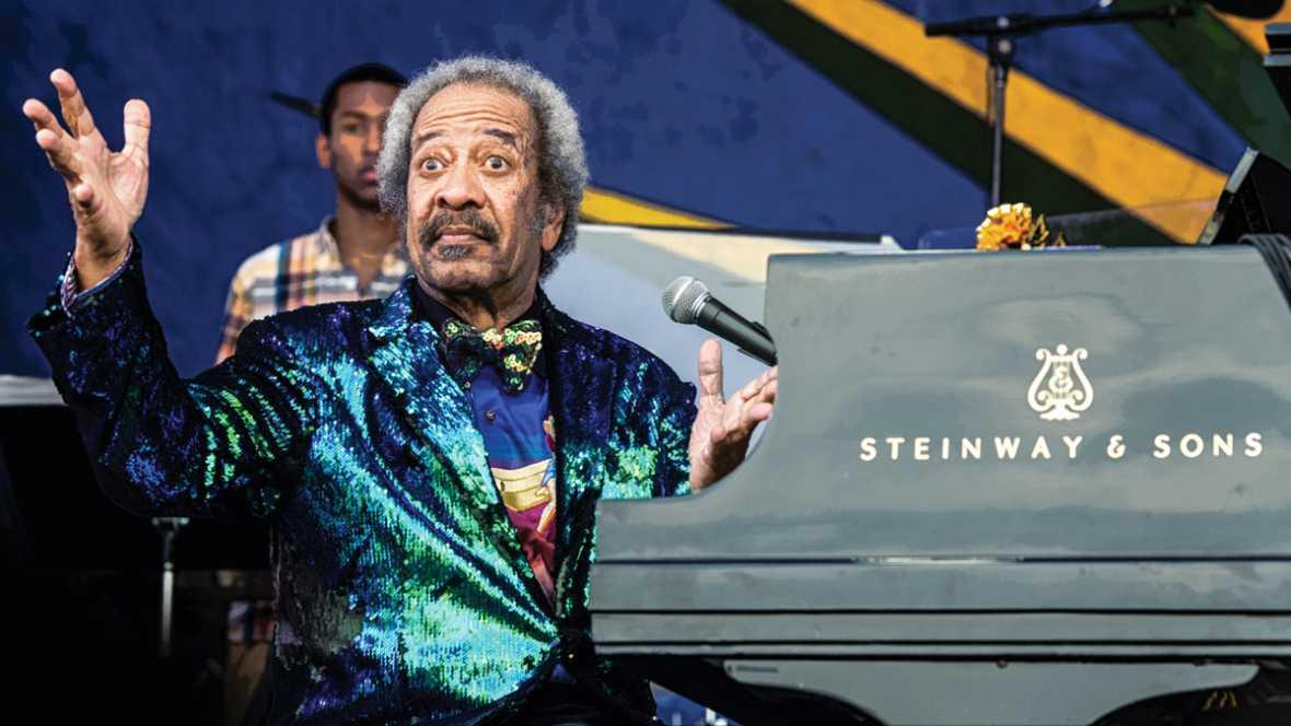 Clásicos del jazz y del swing - Pianos bajo el volcán del blues - 09/09/16 - escuchar ahora