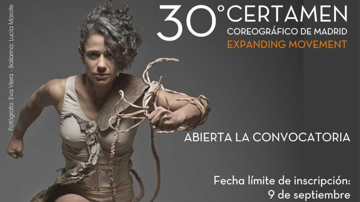 A compás - Certamen Coreográfico de Madrid - 10/09/16 - Escuchar ahora