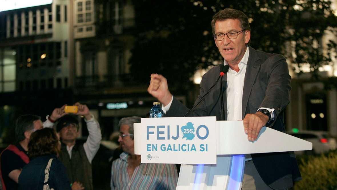 El PP de Galicia espera reunir a 10.000 personas - Escuchar ahora