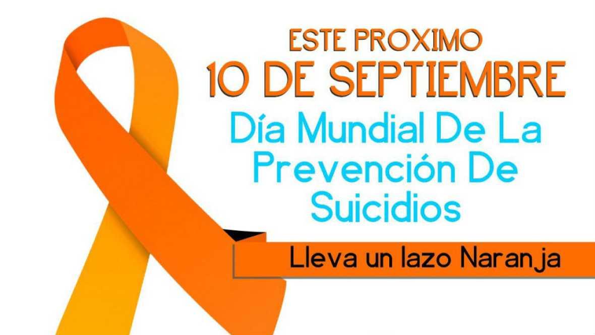 Día internacional prevención del suicidio - Escuchar ahora