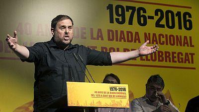Informativos fin de semana - 20 horas - La Diada el aval de Puigdemont para la independencia en un año - Escuchar ahora
