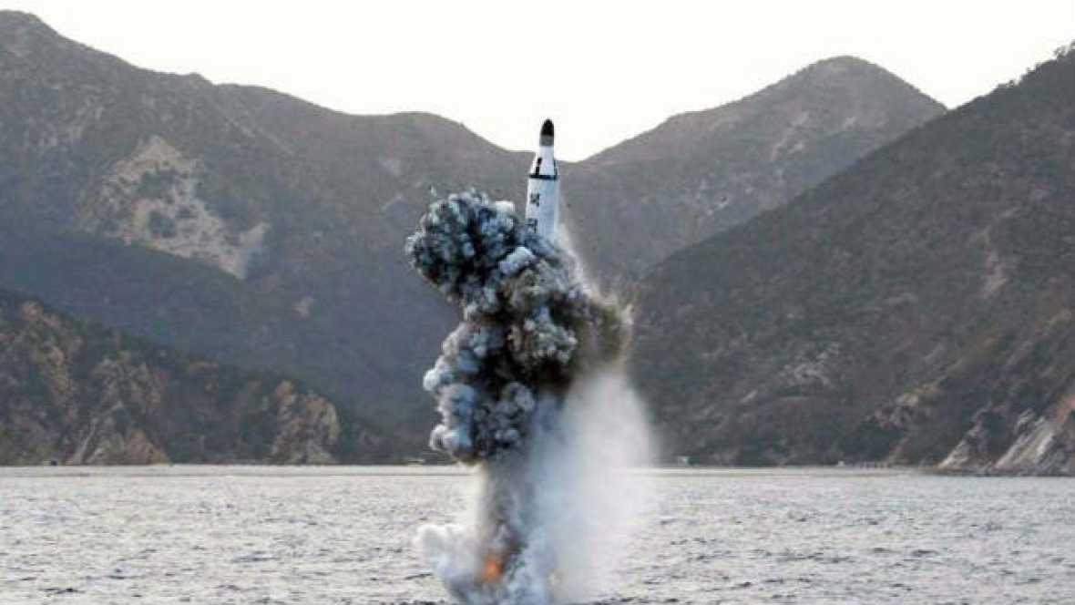 Corea quiere reconocimiento de potencia nuclear - Escuchar ahora