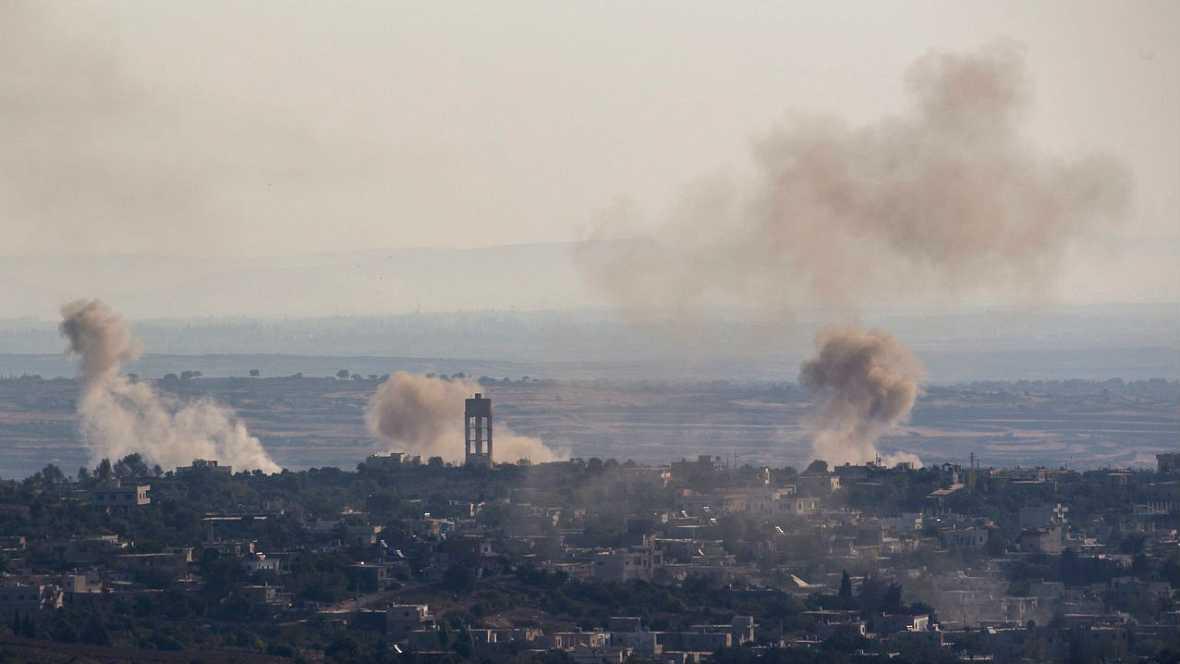 Siria: prosiguen los bombardeos y la muerte - Escuchar ahora