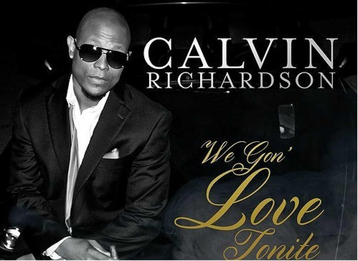 """Próxima parada - Uno de los protagonistas del programa es Calvin Richardson y su tema: """"We gonna love tonight"""" - 05/10/16 - Escuchar ahora"""