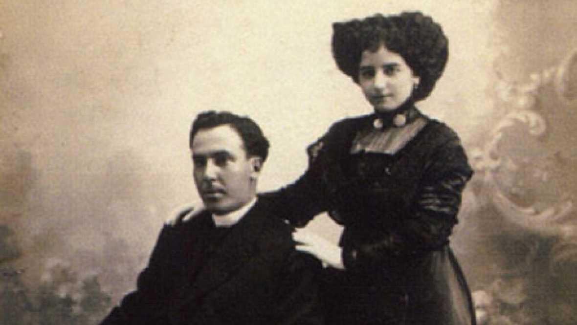 España.com en REE - Antonio Machado y Leonor - escuchar ahora