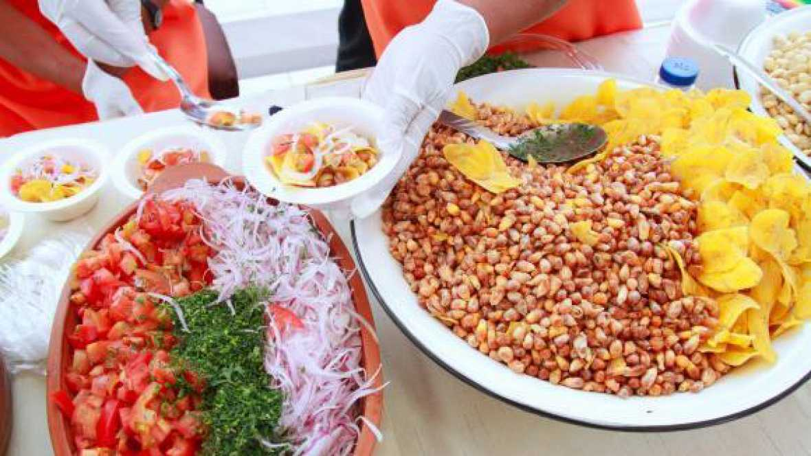 Ventana Ecuador - Con sabor a Ecuador - 12/09/16 - Escuchar ahora