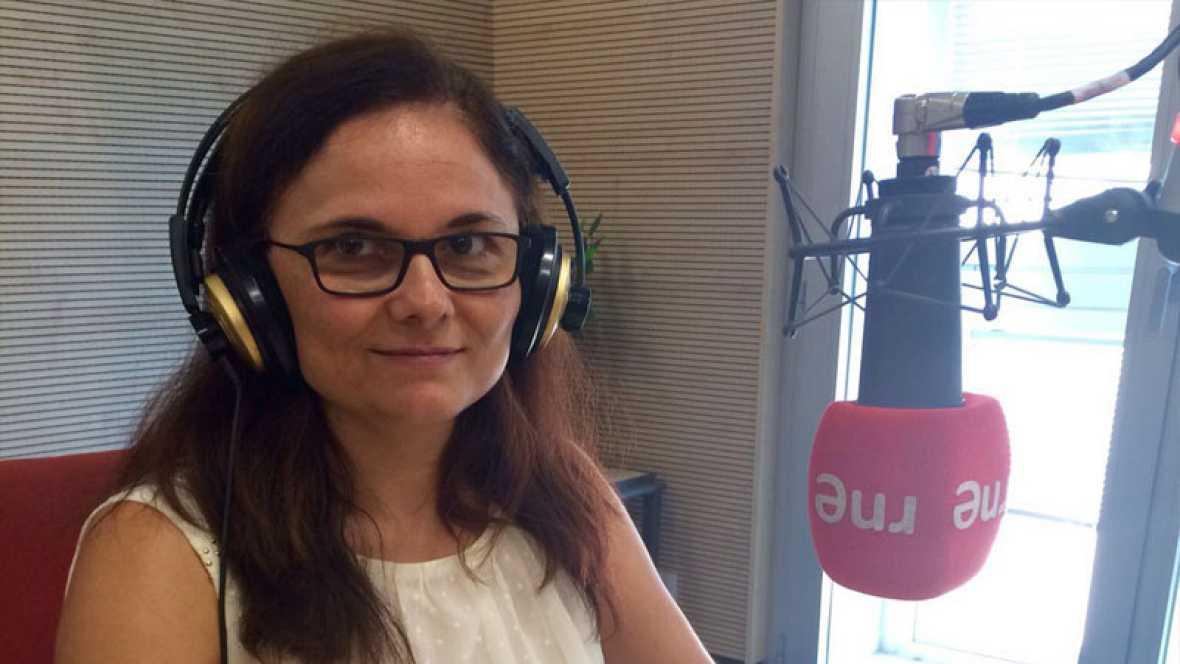 Lletra lligada - Entrevista a Eva Bailén: Els deures