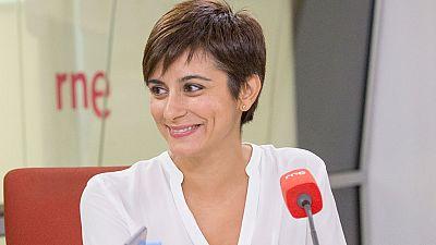 """Las mañanas de RNE - Isabel Rodríguez (PSOE): """"Ojalá Pablo Iglesias hubiera tenido tanto interés en reunirse con el PSOE hace seis meses"""" - Escuchar ahora"""