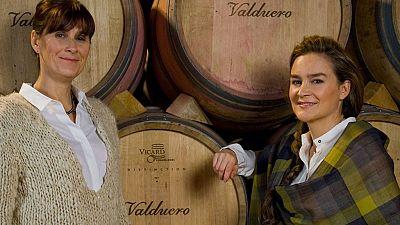 El canto del grillo - Las mujeres del vino - Escuchar ahora