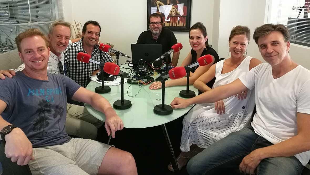 La sala - Claudio Tolcachir estrena 'La mentira' en Bilbao - 14/09/16 - Escuchar ahora
