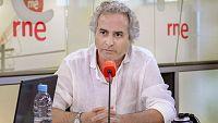 Las mañanas de RNE - Ildefonso Falcones regresa a la edad media barcelonesa con 'Los Herederos de la Tierra' - Escuchar ahora