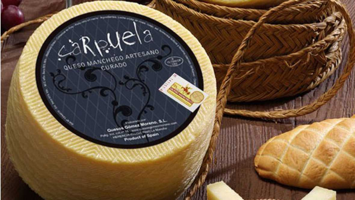 Marca España - El mejor queso de España 2016, un manchego - escuchar ahora