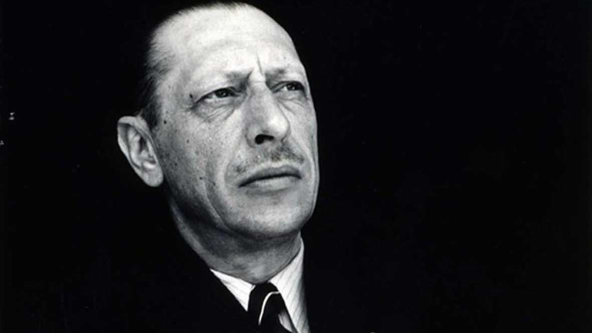 Dicen los músicos... - Stravinsky I - 19/09/16 - escuchar ahora