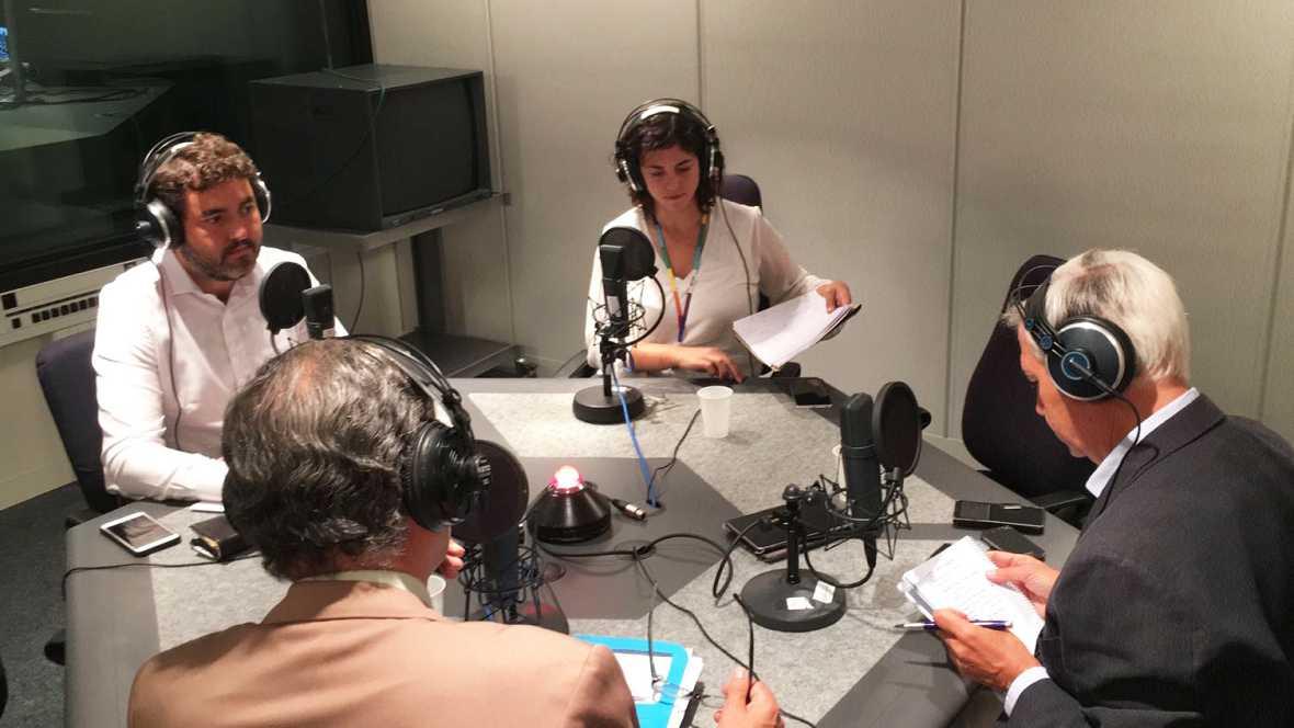 Europa abierta - Analizamos el debate del estado de la Unión con tres eurodiputados españoles - 14/09/16 - escuchar ahora