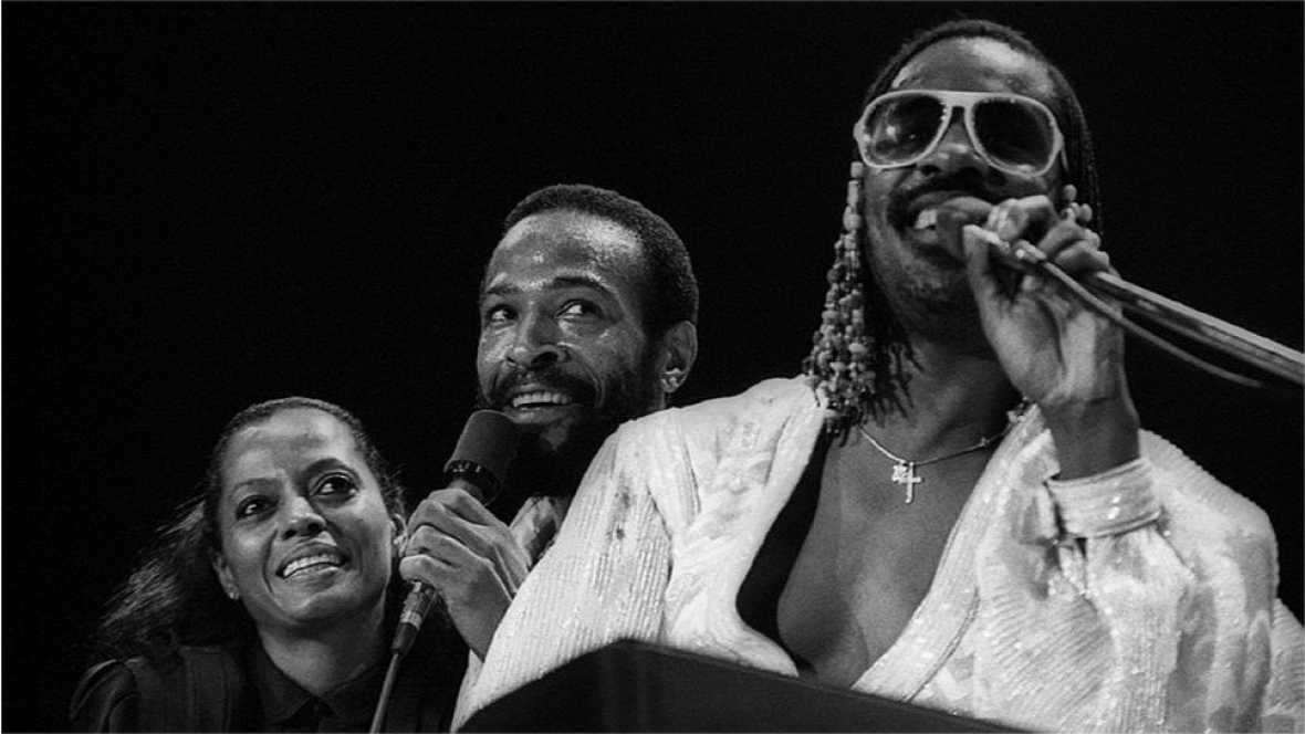 Próxima parada - Marvin Gaye y Stevie Wonder comienzan este viaje - 07/10/16 - Escuchar ahora