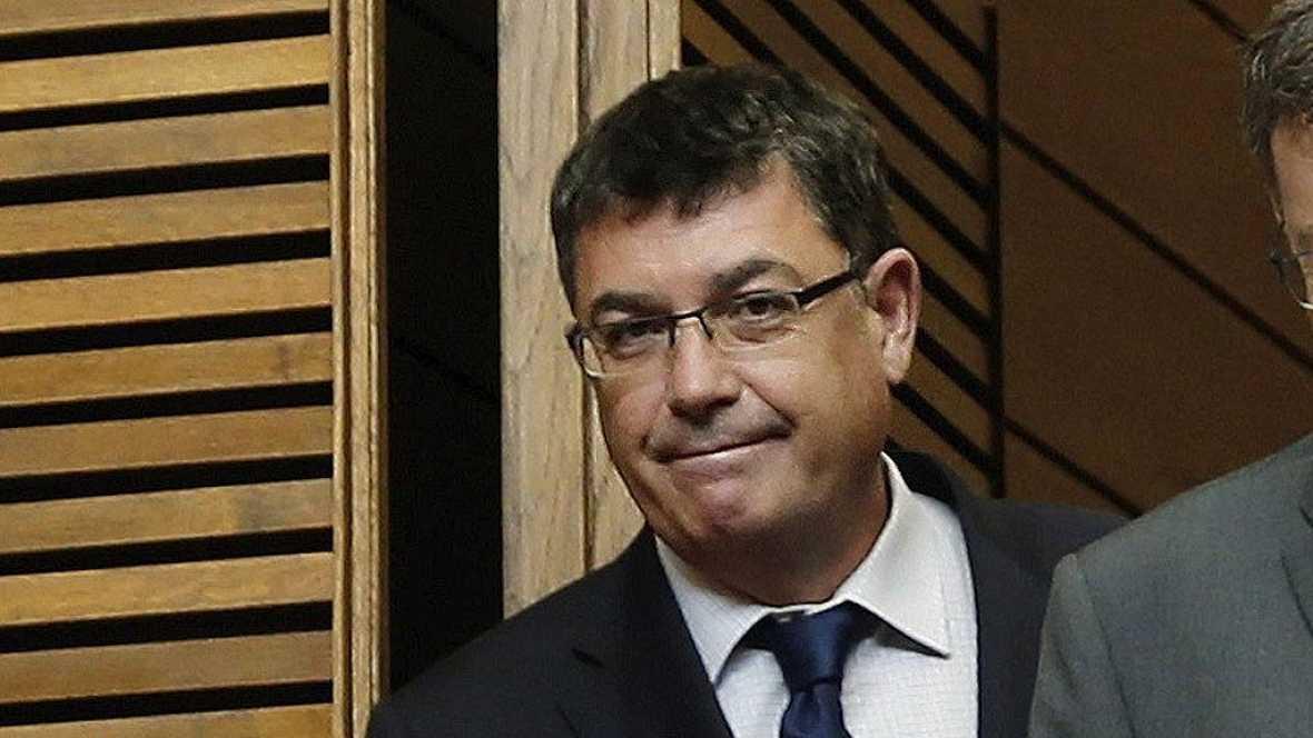 """24 horas - Morera, presidente de las Corts Valencianes: """"Barberá ya no representa a los valencianos y debe irse"""" - Escuchar ahora"""