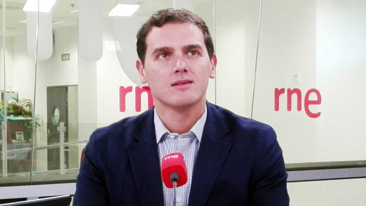 Las mañanas de RNE - 'Caso Barberá': Rivera pide a Rajoy que dé la cara - Escuchar ahora