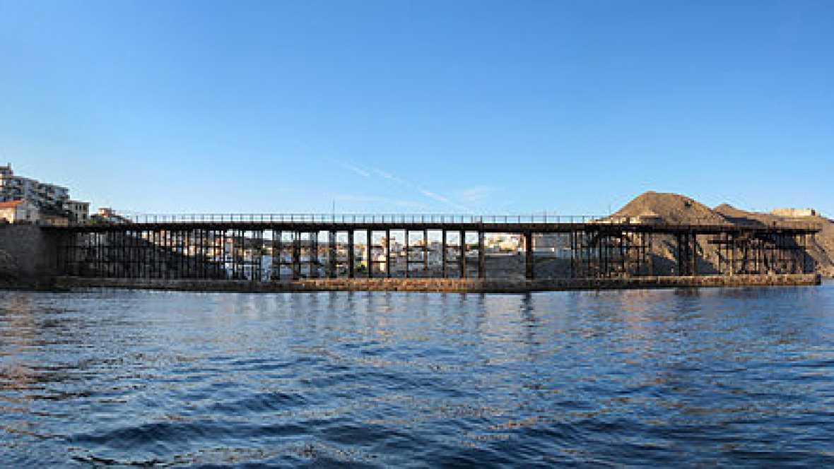 Marca España - El embarcadero de El Hornillo, ejemplo de arquitectura industrial - escuchar ahora